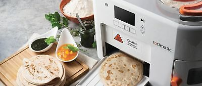 Brand new Rotimatic -Automatically makes rotis in minutes! Only one in Australia