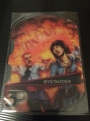 Bystander Marvel 3D 2015 Upper deck Card 28-3D