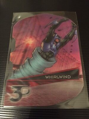 Whirlwind Marvel 3D 2015 Upper deck Card 24-3D