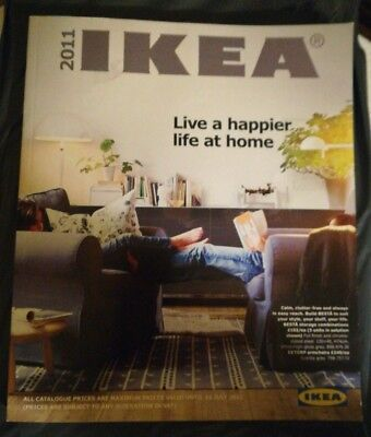 Ikea catalogue 2011, great reference material and in very good condition.