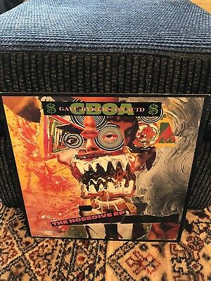 Gaye Bykers On Acid - The Nosedive EP - Excellent Condition