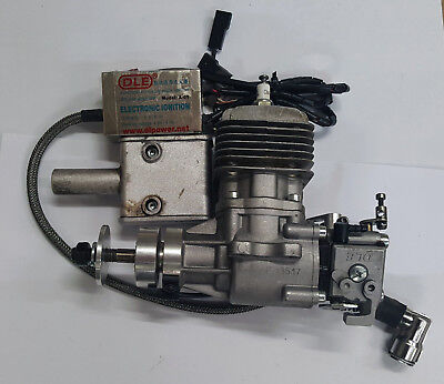 Dle-20 Petrol Engine With Electronic Ignition - Pre-Owned