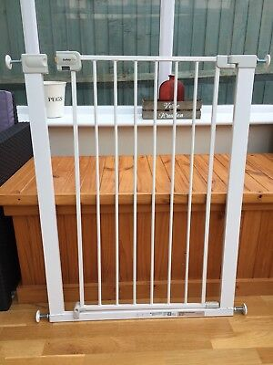 Safety 1st Stair Gate - easy close, extra tall 91cm