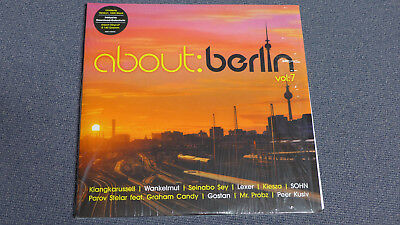 Various - About Berlin Vol: 7 / 4LP incl. DL, limited 1000