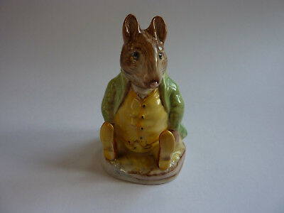 Beatrix Potter Samuel Whiskers Beswick BP2a back stamp 1955-1972