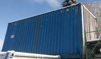 20 Fuss 6m Container Lagercontainer