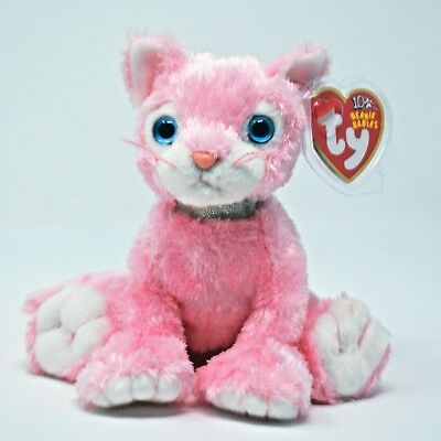 Ty Beanie Babies Carnation the kitty (2002, Retired)