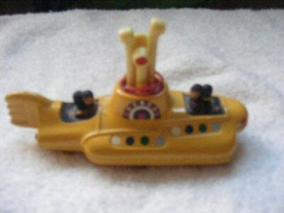 beatles yellow submarine corgi toy