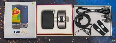 FLIR ONE Smartphone Thermal Camera For Android (Micro USB) - Barely used