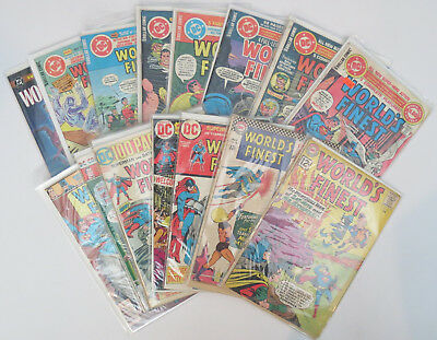 World's Finest Lot. 15 Low and Mid Grade Issues! Silver to Modern Age! Look!