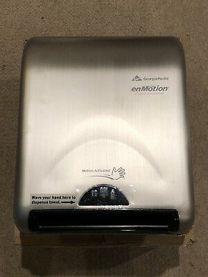 Georgia Pacific 59466A enMotion Recessed Automatic Paper Towel Dispenser