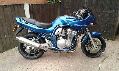 Suzuki Gsf600 Bandit Spares Or Repair Teal Just Needs Some Tlc Nice Condition