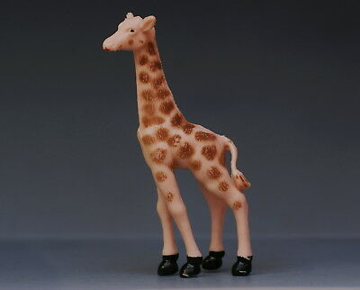 Corgi Toys Vintage Original Chipperfields Circus Plastic Baby Giraffe Old Stock
