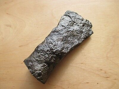 Auhtentic Small Celtic Iron Axe Head 3-2 BC .