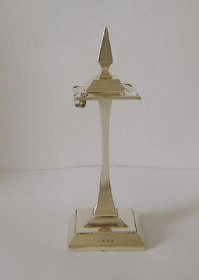 A Vintage Sterling Silver Jewellery Stand A/F Birmingham 1935 Crisford & Norris