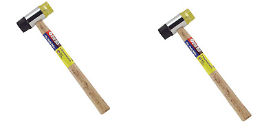 2 pack Plastic Mallet,No 55PM,  Great Neck Saw & Mfg
