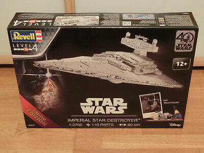 Revell 06052 Star Wars Imperial Star Destroyer - Limited Edition  -   NEU / OVP