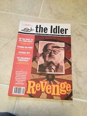 the Idler magazine Issue 19 Late Summer 1997