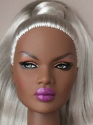"Nude Vanity & Glamour 12"" Nu Face Fashion Royalty 2017 Ltd Ed. Doll! New"