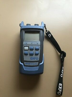 EXFO PPM-350 PON Power Meter No Accessories  NO RESERVE