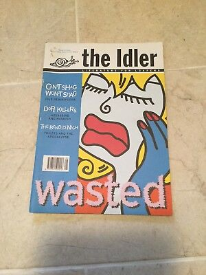 the Idler magazine Issue 15 May - June 1996