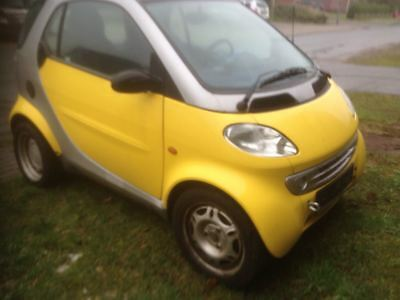 Smart 450, Klima ,Panorama Glasdach,Softtouch,Bastler