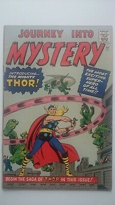 Journey Into Mystery Mighty Thor # 83  Fn+  Golden Record Reprint  1966