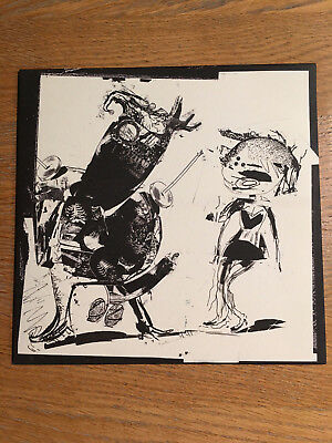 """The Pixies, Ep 1 - Andro Queen - Rare Ep - 10"""" Vinyl, Limited Pressing - Mint"""