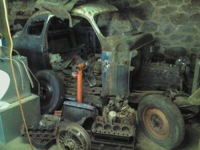 1941 Plymouth Other  1941 Plymouth Coupe With 276 Desoto Hemi Barn Find