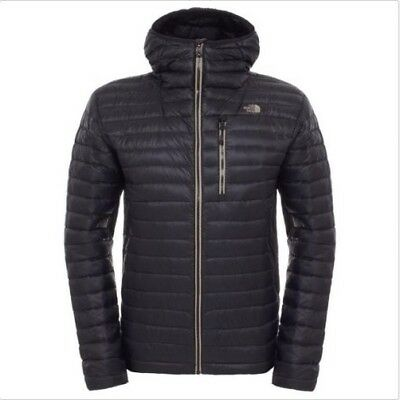 The North Face Low Pro Hybrid Down Mens Jacket, Black, Size M, NWT