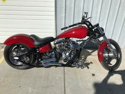 2018 Custom Built Motorcycles Chopper  Custom Pro Street Chopper - NO RESERVE