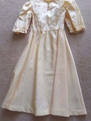 80's Bridesmaid Dress for Child