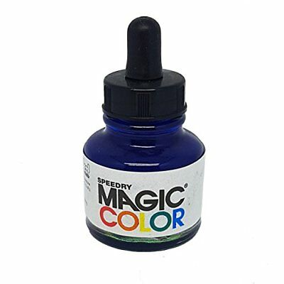 Magic color Ink Bottle, 28 ml, Process Cyan, 5 x 5 x 8 cm (j2n)