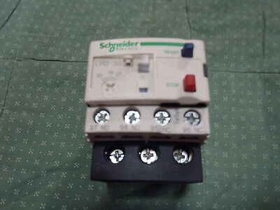 Schneider Electric LRD35 RELAY OVERLOAD 30-38 A NEW IN BOX  MADE IN FRANCE