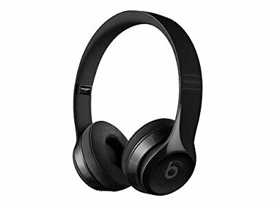 Beats Solo3 Wireless On-Ear Headphones - MNEN2LL/A - Black - Used
