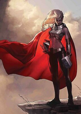 Mighty Thor # 705 Hyung 1:50 Variant Cover Marvel NM Pre Sale March 21st