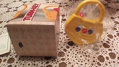 Vintage1984 DiscoveryToys TURN KEY RATTLEfor Baby/Toddler NEW IN BOX England