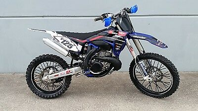 sherco * cr250 - with a twist!