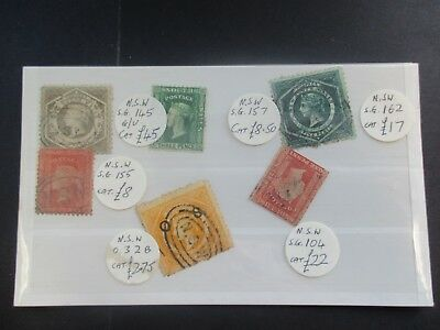 Australian States on pages - Excellent mix Mint and Used Heaps   (a90)