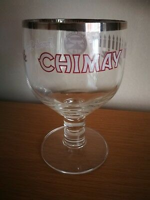 "verre trappiste Chimay galopin 15 cl "" jurade princière"""