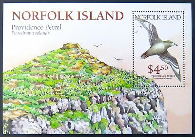 1999 Norfolk Island Stamps - Providence Petrel Mini Sheet MNH