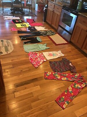 Girls sz 10/12 Clothes/Clothing Lot Under Armor Justice Old Navy Abercrombie