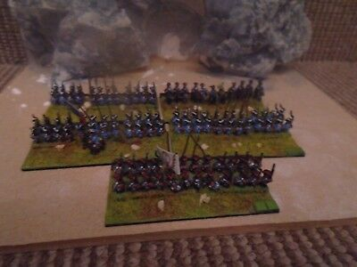 Miniature Soldiers 6Mm Baccus War Spanish Succession French