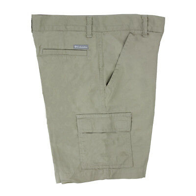 Columbia Boy's Red Bluff Cargo Shorts Fossil 8