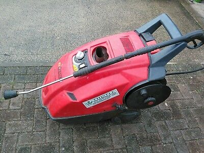 Comet Scout 9L Hot and Cold Pressure Washer steam Cleaner . Diesel. 240V