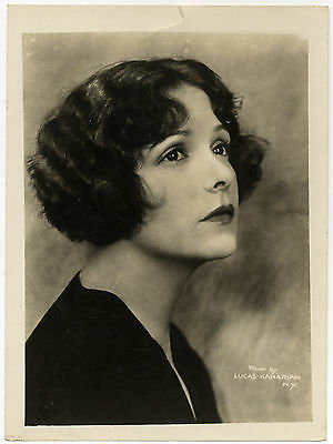 CONSTANCE TALMADGE Portrait LUCAS KANARIAN Original Photo
