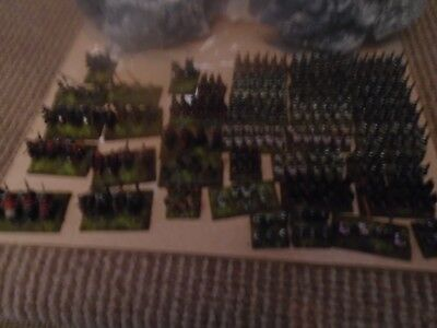 Miniature Soldiers 6Mm Baccus And Adler 7 Year War French