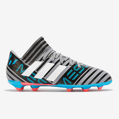 X 18.1 FG, Chaussures de Football Homme, Blu (Football Blue/Solar Yellow/Core Black), 46 2/3 EUadidas