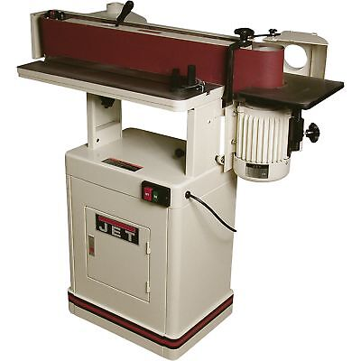 JET Oscillating Belt Edge Sander - 6in. x 89in., Model# OES-80CS