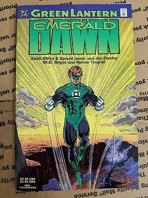 Green Lantern Emerald Dawn I TPB VF (1991 DC)